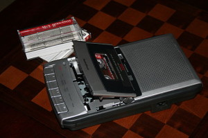 RadioShack_Tape_Recorder