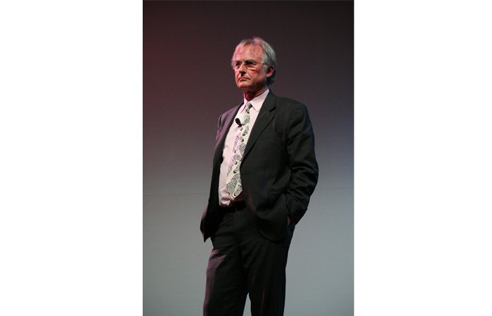 Is Richard Dawkins a dick?