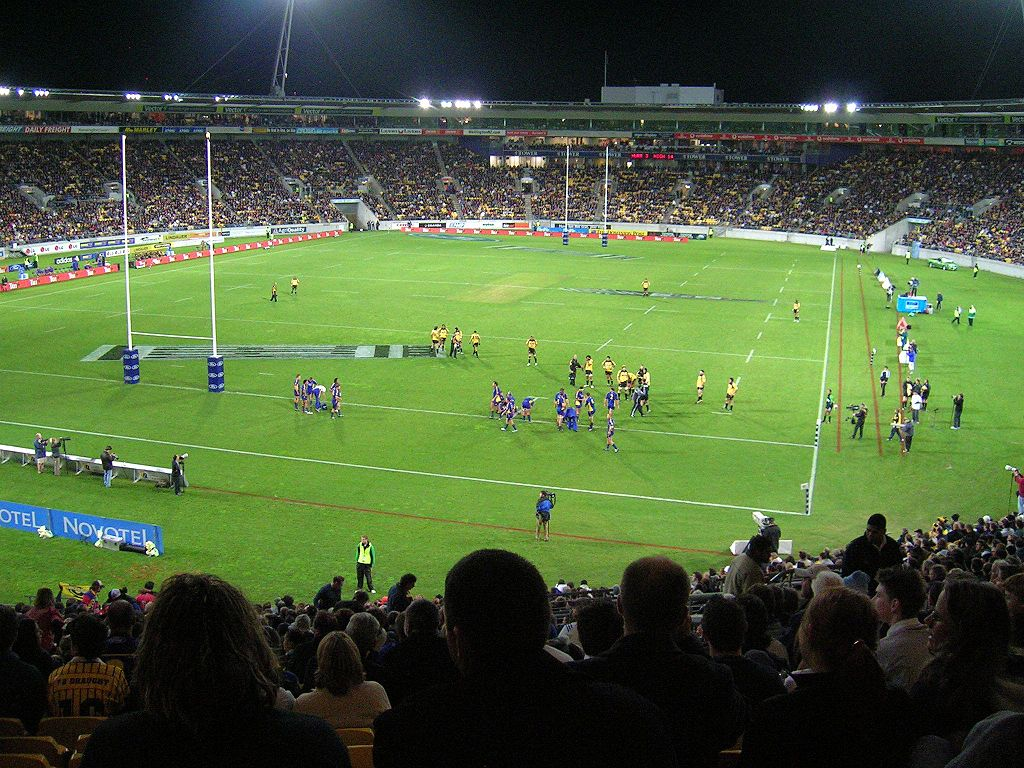 SPORTS BALL! A review of the All Blacks vs Wallabies