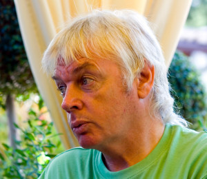 David Icke: Now there's a many I wouldn't believe