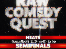 Wellington Raw Comedy Quest Final: the review