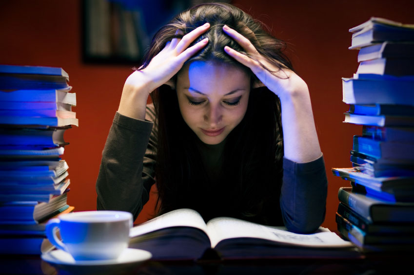 Mental health in academia: overworked and stressed