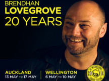 Comedy fest review: Brendhan Lovegrove 20 Years
