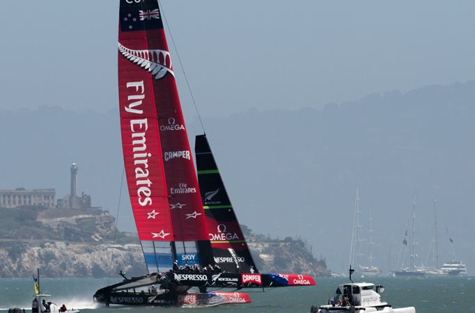 America's Cup ain't my cup