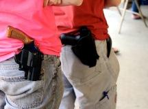 American Political Batshit: Guns