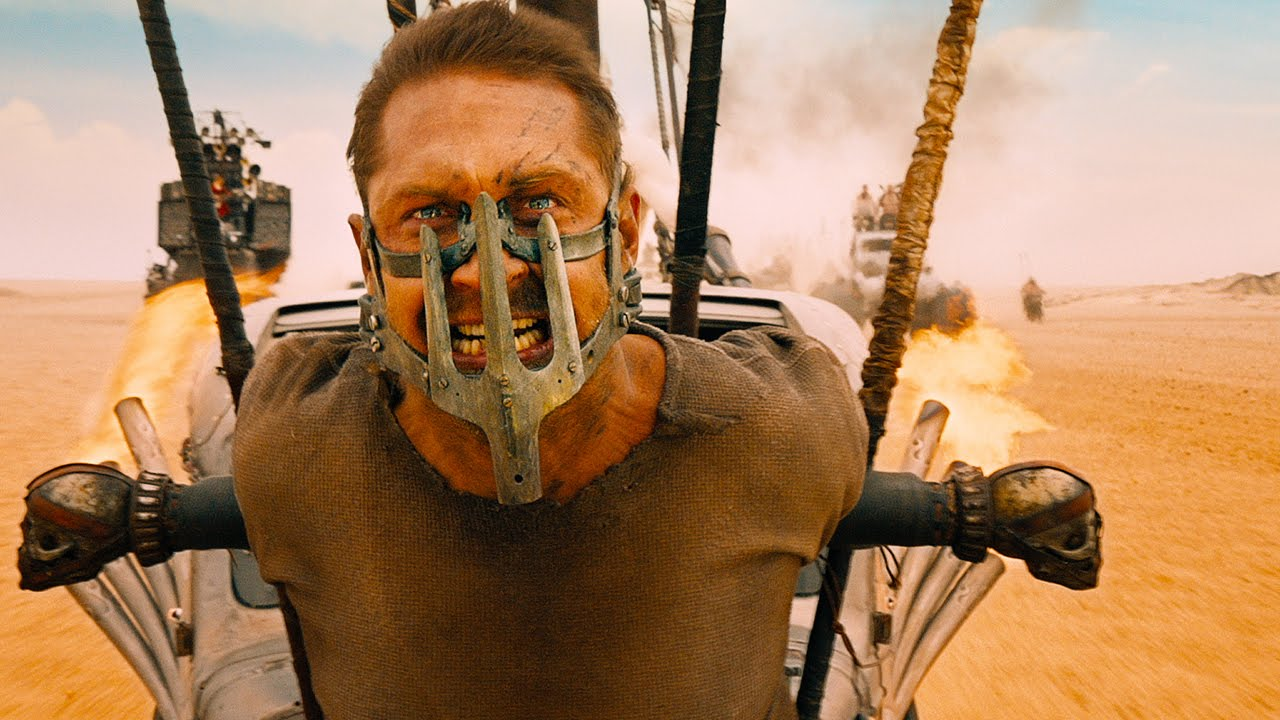 Review; Mad Max: Fury Road