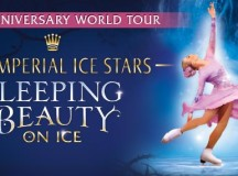 Sleeping Beauty on Ice: Sleeping Dave in the crowd