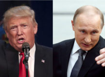 Between a Trump and a Russian place