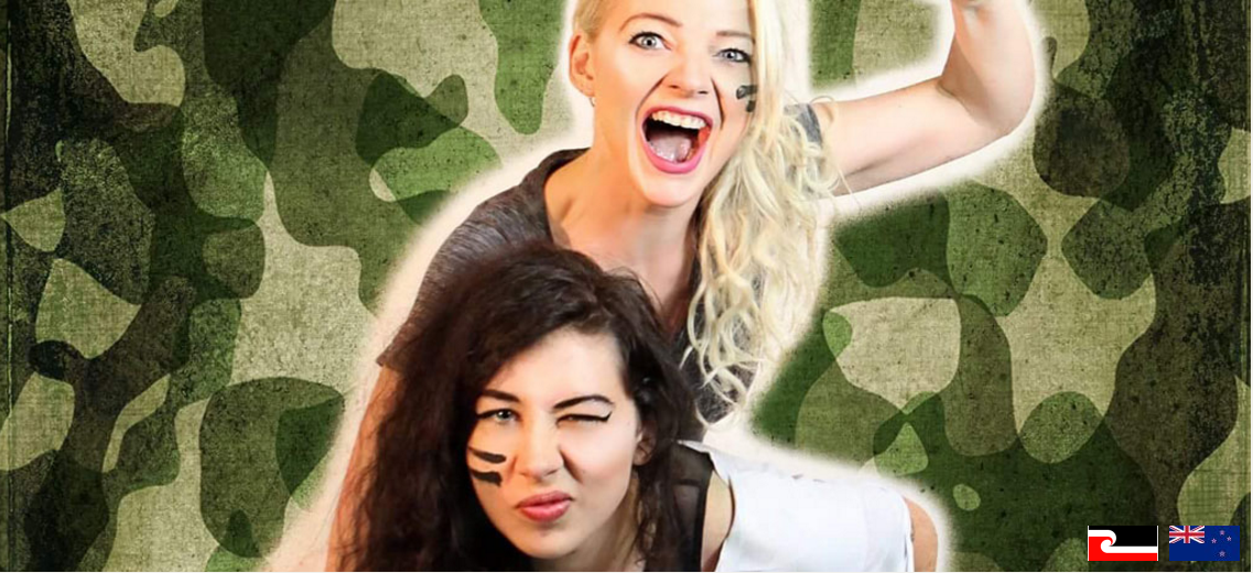 Comedy Fest review: Savanna Calton & Sera Devcich in Unstoppable