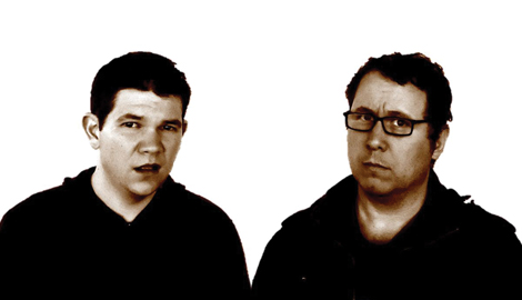 Comedy festival review: Adam Wright & Rick Threlfo in Gloriously Average