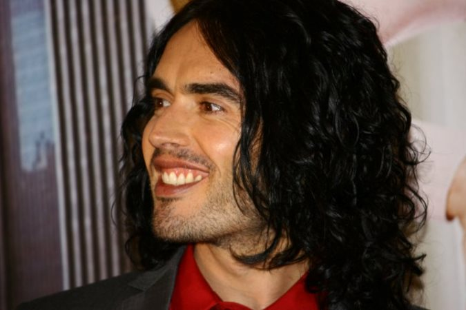 """Russell Brand, Revolution and the """"Real"""" world"""