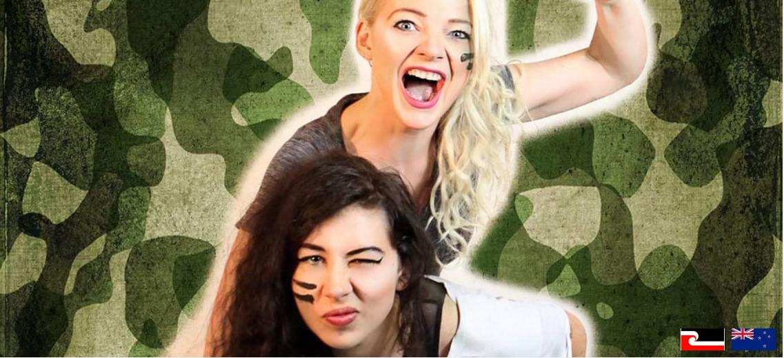 Comedy Fest review: Savanna Calton & Sera Devcich in Unstoppable